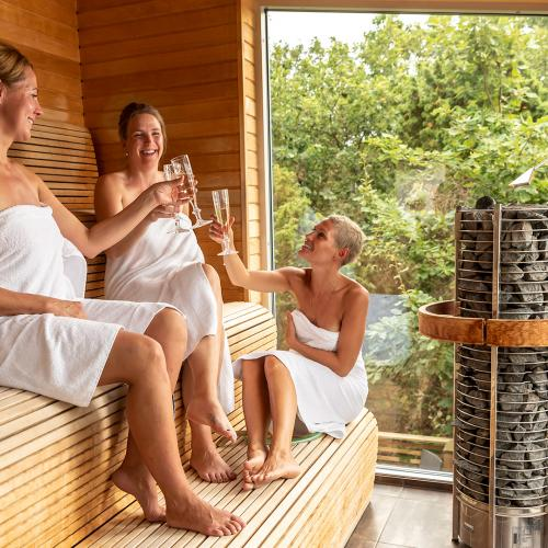 Sauna for stag and hen parties, Gothenburg